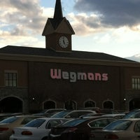 Photo taken at Wegmans by Christina H. on 2/25/2012