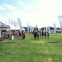 Photo taken at AYSO Soccer Fest Region 56 by Dean H. on 9/8/2012