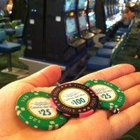 Photo taken at Casino Del Mar by Alisa on 5/19/2012