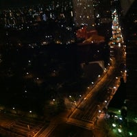 Photo taken at Hilton Tokyo by Aya T. on 4/8/2012