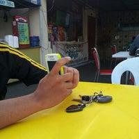 Photo taken at Kedai Minum Rahim by Randy S. on 9/13/2012