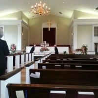 Photo taken at Lizella Baptist Church by Breeze 🍺 on 7/17/2012