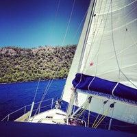 8/22/2012 tarihinde Oktay G.ziyaretçi tarafından Mavi Deniz'de çekilen fotoğraf