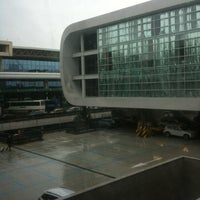 Photo taken at Sheraton Milan Malpensa Airport Hotel & Conference Centre by LaterradiPuglia S. on 6/12/2012