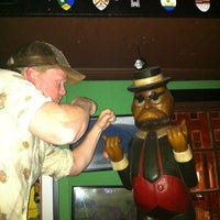 Photo taken at Delia Foley's Pub by Christian D. on 3/10/2012