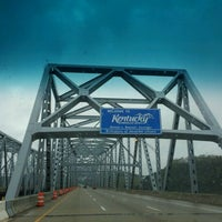Photo taken at Ohio/Kentucky State Line I-275 by Danny C. on 3/23/2012