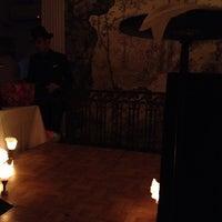 Photo taken at Duane Park Restaurant & Lounge by Ian K. on 8/31/2012