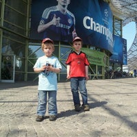 Photo taken at UEFA Champions Festival 2012 by Reinhard M. on 5/19/2012
