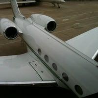 Photo taken at Gulfstream Aerospace by Richard L. on 5/14/2012