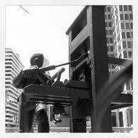 Photo taken at Philadelphia Adult Probation & Parole Department by Bronson-Lee A. on 5/19/2012