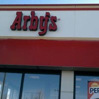 Photo taken at Arby's by Margaret R. on 2/18/2012