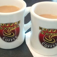 Photo taken at Waffle House by Laura B. on 3/25/2012