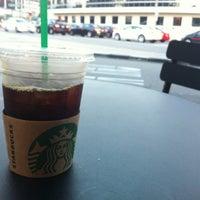 Photo taken at Starbucks by sooz b. on 3/23/2012