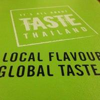 Photo taken at Taste Restaurant by Net Y. on 5/12/2012