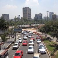 Foto tomada en Puente Peatonal por Isdr H. el 8/16/2012
