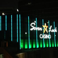 Photo taken at Seven Luck Casino by Yukitaka N. on 6/6/2012