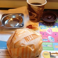 Photo taken at McDonald's by Masanori F. on 3/26/2012