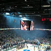 5/13/2012에 Justas S.님이 Žalgirio arena | Zalgiris Arena에서 찍은 사진