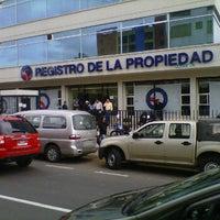 Photo taken at Registro de la Propiedad by Roberto V. on 2/3/2012