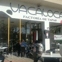 Photo taken at Vacaloca by Amapola R. on 3/16/2012