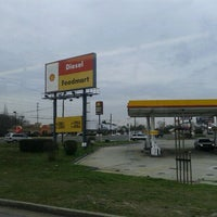 Photo taken at Shell by marcus t. on 2/10/2012