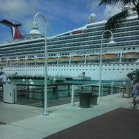 Photo taken at Carnival Cruise by Dwayne W. on 6/18/2012