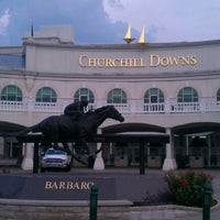 Photo taken at Churchill Downs by VTJawo on 7/2/2012