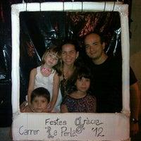 Photo taken at Carrer La Perla by Carlos O. on 8/16/2012