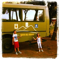 Photo taken at Mount Vesuvius by Floriana B. on 8/25/2012