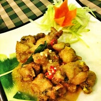 Photo taken at Ếch Xanh Restaurant by James N. on 7/22/2012
