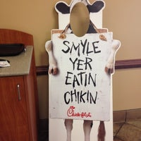 Photo taken at Chick-fil-A by Mark D. on 7/26/2012