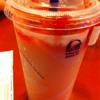 Photo taken at Taco Bell by Vicki B. on 5/27/2012