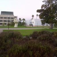 Photo taken at UA - Universidad de Alicante / Universitat d'Alacant by Niels V. on 9/10/2012