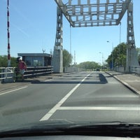 Photo taken at Vechtbrug by Leon B. on 5/25/2012