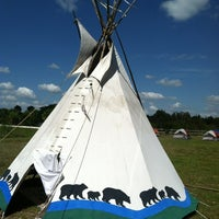 Photo taken at Savannas Recreation Area by 🐻 Shawn 🐻 on 3/24/2012