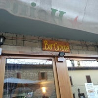 Photo taken at Bar cimone by Andrea M. on 8/23/2012