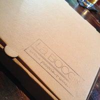 Photo taken at La Bocca Pizzeria & Wine Bar by Claudine W. on 4/11/2012