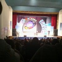 Снимок сделан в ДК Комбайностроителей пользователем Евгения Б. 3/9/2012