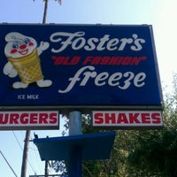 Photo taken at Fosters Freeze by Andrew A. on 8/2/2012