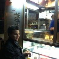 Photo taken at Van Leeuwen Ice Cream Truck by Nick I. on 4/21/2012