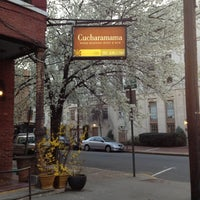 Photo taken at Cucharamama by Clay G. on 3/22/2012