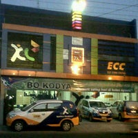 Photo taken at ECC XL SLEMAN by Rozy S. on 3/15/2012