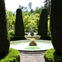 Photo taken at Beaulieu Garden by Mollie J. on 3/2/2012