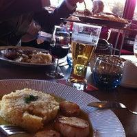 Photo taken at Restaurant De Maitre Kanter by Me on 4/19/2012