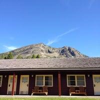 Photo taken at Rising Sun Motor Inn East Glacier Park by Jermin L. on 7/5/2012