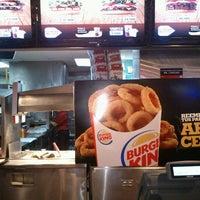 Photo taken at Burger King by Sebastián C. on 3/22/2012