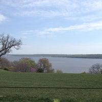 Photo taken at Washington's Masion's Backyard by Leigh Ann P. on 3/28/2012