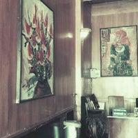 """Photo taken at Đại Lý Xe Khách Sao Việt Lào Cai by """"Blueocean"""" . on 2/12/2012"""