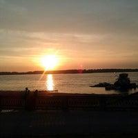 Снимок сделан в Клапштос пользователем Georgiy O. 6/2/2012