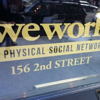 Photo taken at WeWork SOMA by Paul F. on 7/26/2012